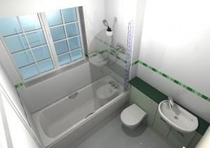 3D Badsanierungsplan